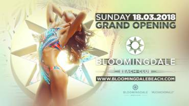Bloomingdale XXL Grand Opening 2018