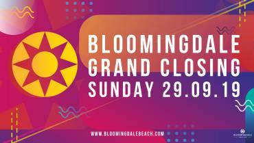 Bloomingdale Grand Closing 2019